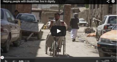 Membantu Penyandang Cacat untuk Hidup Secara Terhormat
