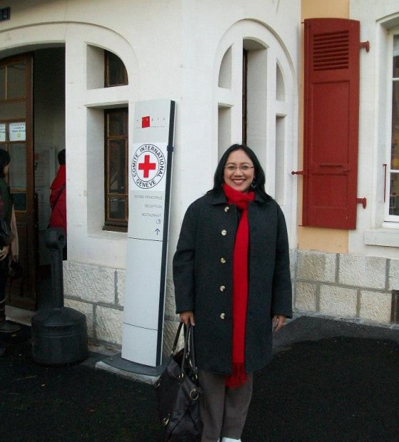 Staf Lokal ICRC Jakarta Diperbantukan ke ICRC Manila