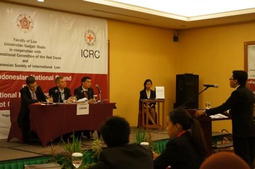 UGM Mewakili Indonesia Pada Kompetisi Moot Court di Hong Kong