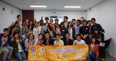 24 Tim Mahasiswa Hukum se Asia Pasifik Bertarung di Sidang Semu Kemanusiaan