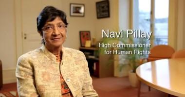 Navi Pillay Berbicara Tentang Kekerasan Seksual dan Penyembuhannya