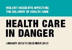 Serangan Terhadap Pasien dan Tenaga Kesehatan Terus Berlanjut