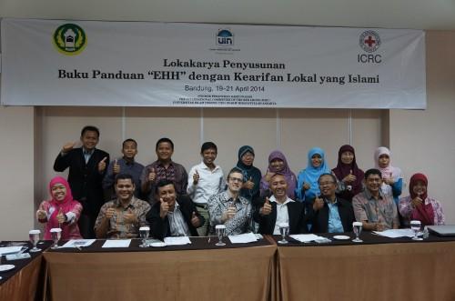 Lokakarya Penyusunan Buku Panduan EHH dengan Kearifan Lokal yang Islami