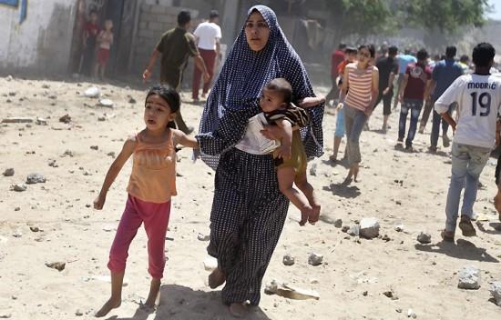 Krisis Air di Gaza