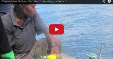 Papua Nugini: Keluarga yang kehilangan harus mendapatkan jawaban