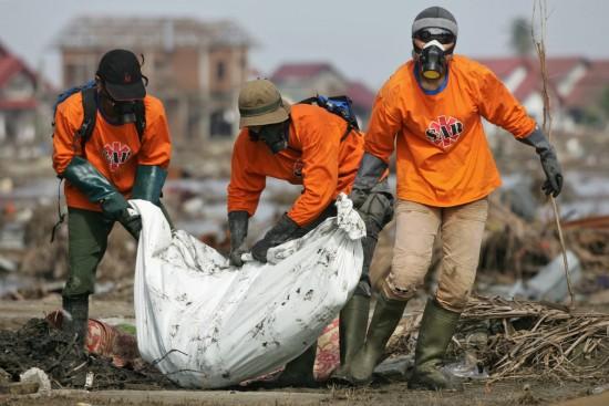Bantuan ICRC bagi Para Korban Gempa dan Tsunami Aceh 10 Tahun lalu