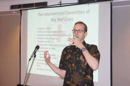 Seminar Prinsip-prinsip Kemanusiaan dan Pedoman Perilaku