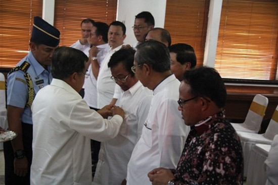 Kepengurusan PMI Pusat Periode 2014-2019 Terbentuk