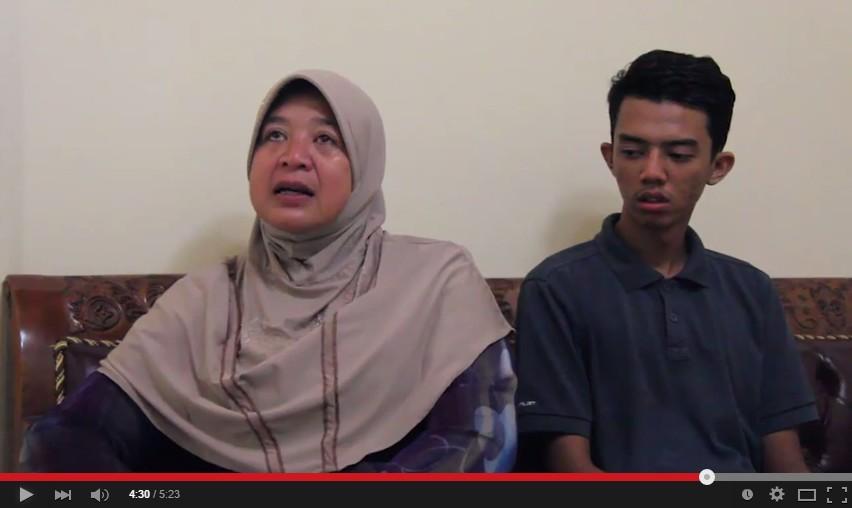 Pemulihan Hubungan Keluarga Ketika Tsunami Aceh