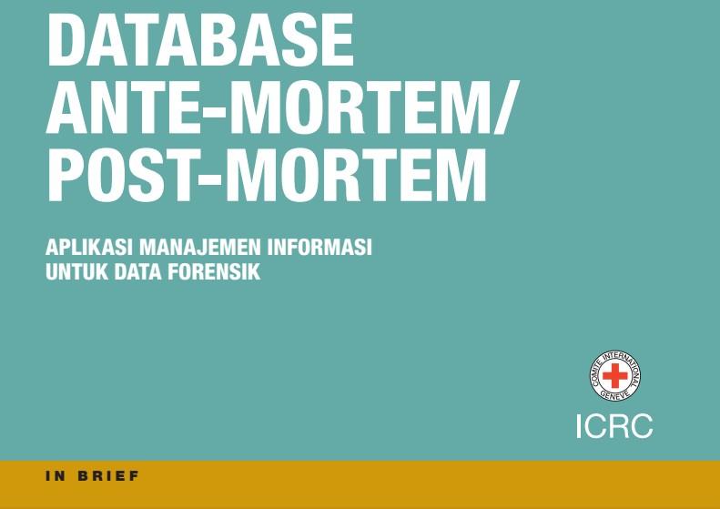 Aplikasi Manajemen Informasi untuk Data Forensik