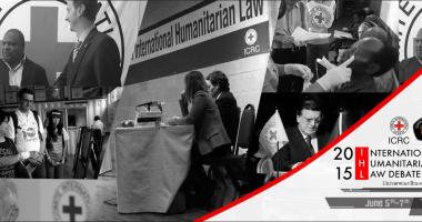 Lomba Debat Hukum Humaniter Internasional 2015