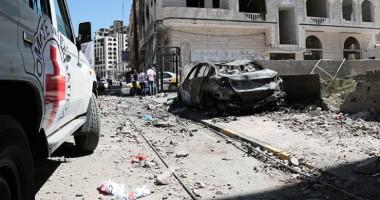ICRC dan MSF khawatir dengan serangan ke berbagai fasilitas vital di Yaman