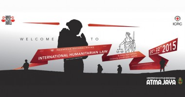 The 2015 Indonesian National Round of the IHL Moot Court Competition
