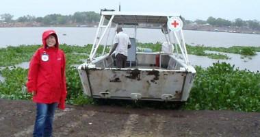 Insinyur Wanita Indonesia Pertama yang Menjadi Tenaga Ekspatriat ICRC