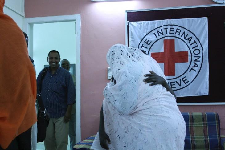 Sudan: ICRC Memfasilitasi Penyerahan 18 orang yang Dibebaskan di Darfur