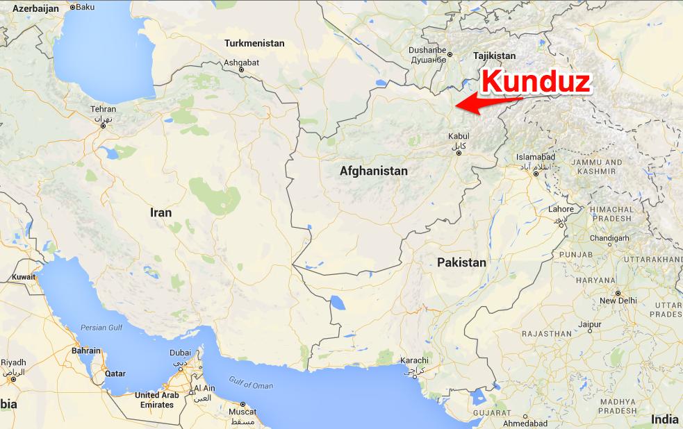 Rumah sakit Kunduz Afghanistan membutuhkan pasokan medis dan petugas kesehatan