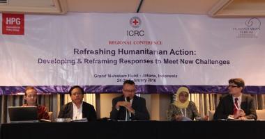 Indonesia: Konferensi mendiskusikan tantangan  aksi kemanusiaan di Asia Tenggara