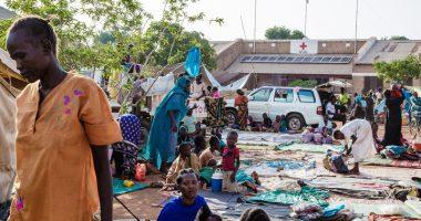 Operasi darurat ICRC di Juba, Sudan Selatan