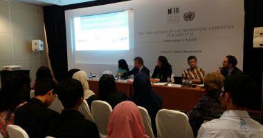 Partisipasi ICRC dalam PrepCom3 untuk Konferensi Habitat III