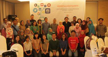 #Digital4Humanity: mengirim pesan kemanusiaan lewat media sosial