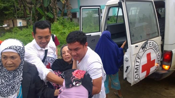 Filipina: ICRC memberi bantuan untuk korban pertempuran di Marawi