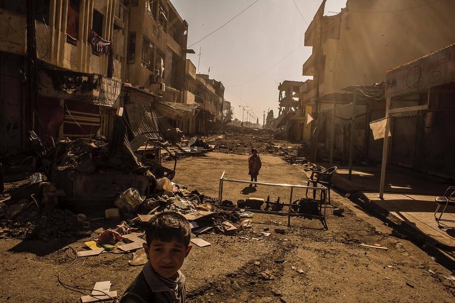Irak, Suriah dan Yaman: Korban tewas lima kali lebih banyak dalam serangan kota,  menurut laporan terbaru
