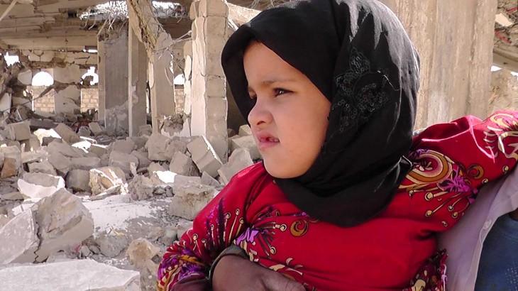 Bagaimana ICRC membantu anak-anak
