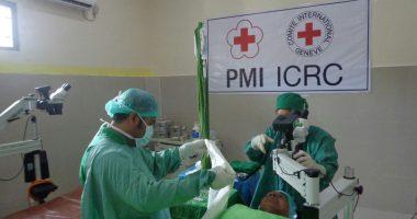 PMI dan ICRC Gelar Operasi Katarak Gratis di Tual