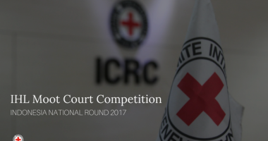 The 2017 Indonesian National Round of the IHL Moot Court Competition