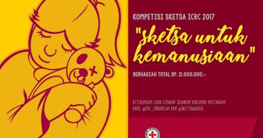 Kompetisi sketching ICRC 2017: Sketch for humanity