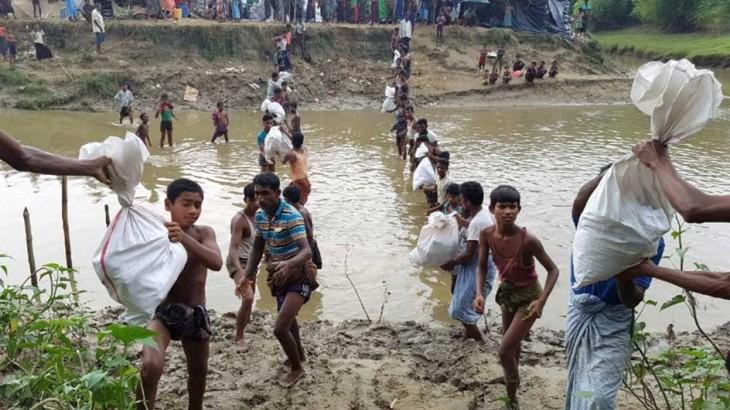 Myanmar: ICRC tambah bantuan untuk pengungsi