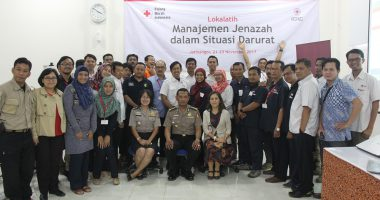 Manajemen Jenazah dalam Situasi Darurat