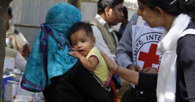 Perwakilan Indonesia Mengunjungi Pengungsi di Cox's Bazaar, Bangladesh