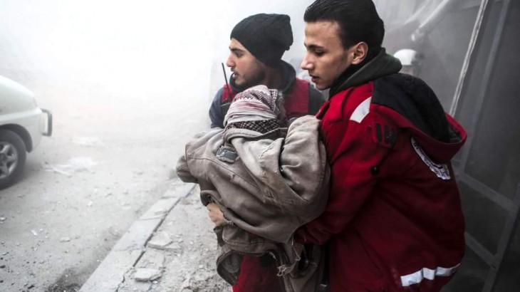 Suriah: Evakuasi penduduk sipil harus manusiawi
