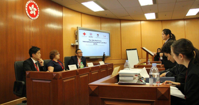 Hong Kong: Kompetisi peradilan semu Hukum Humaniter Internasional