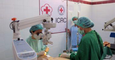 Di Sabu, NTT, layanan kesehatan mata menjangkau total 825 orang