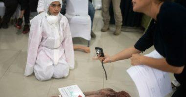 ICRC dan Polri Kenalkan Dasar Forensik kepada Jurnalis