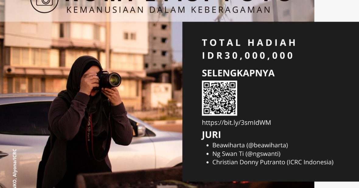 """Lomba Foto """"Kemanusiaan dalam Keberagaman"""""""