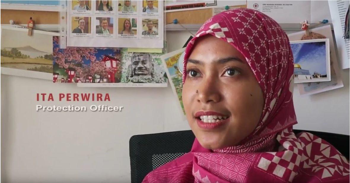 Ita Perwira: ICRC mendukung pemerintah dalam penanganan kasus kekerasan seksual