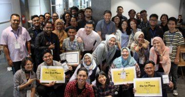 Inilah para pemenang kompetisi #Smile4Humanity