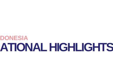 Highlight kegiatan ICRC Indonesia di tahun 2018