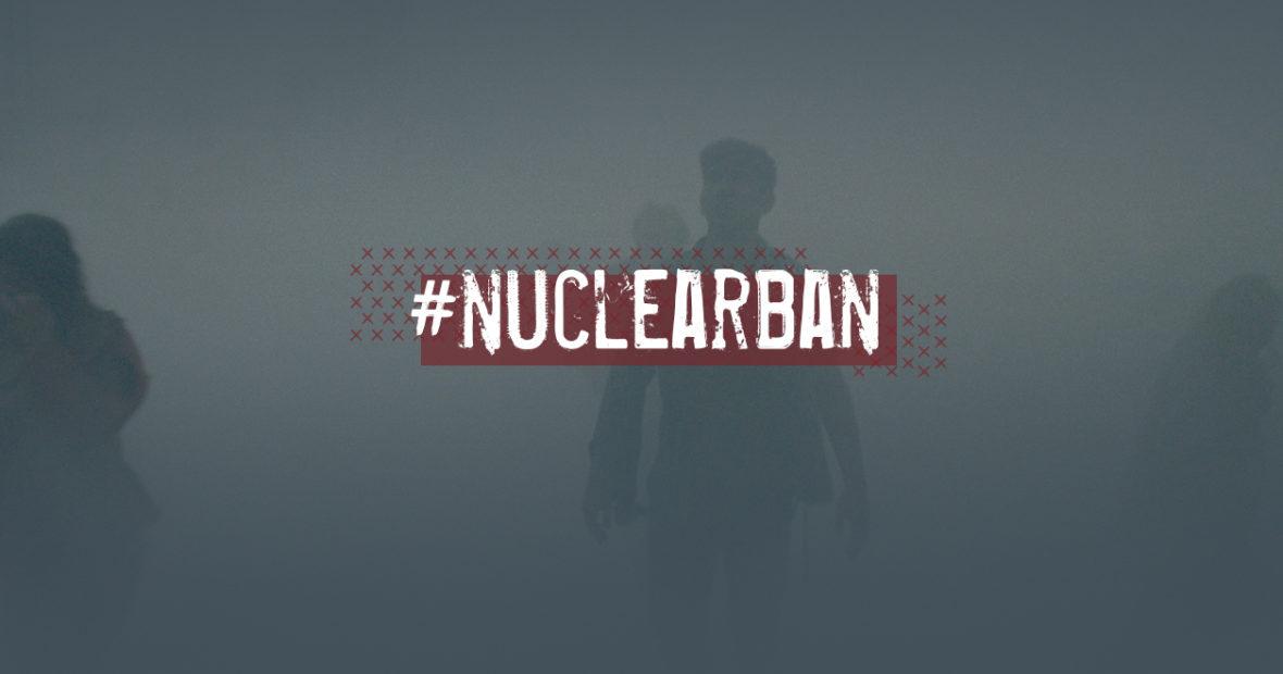 Siapkah dunia menghadapi perang nuklir? Tidak. Mari larang senjata nuklir.