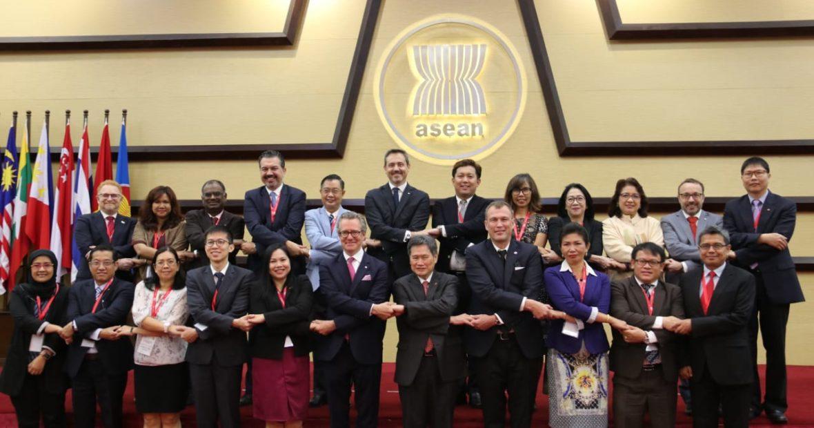 Sekretariat ASEAN dan ICRC identifikasi tantangan dan peluang  untuk aksi kemanusiaan