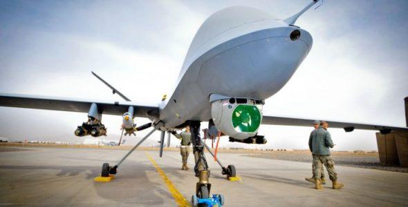 Jurnal Hukum Humaniter: Penargetan ekstrateritorial dengan menggunakan drone bersenjata