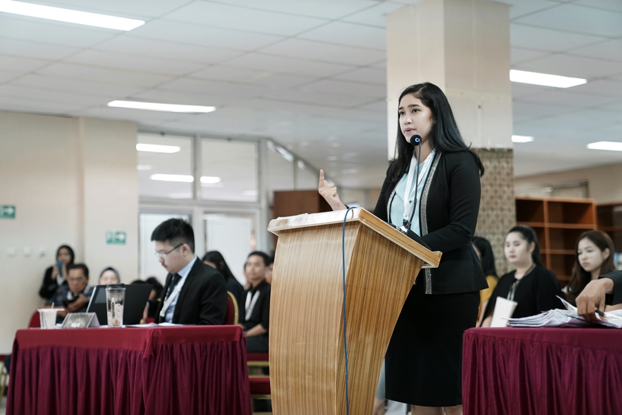 Udayana juara IHL Moot Court Competition 2019