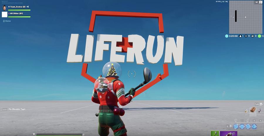 """ICRC ajak selamatkan nyawa dalam """"Liferun"""" di game Fortnite"""