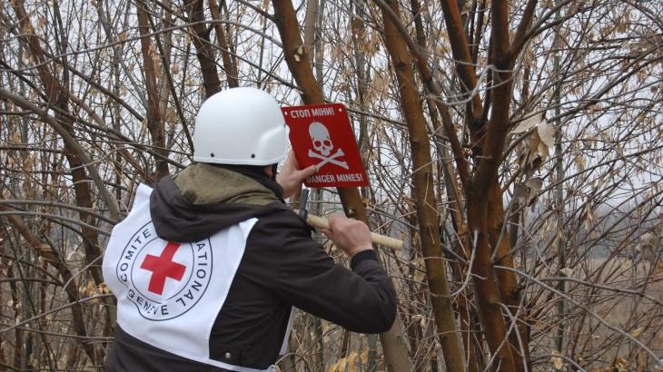 Penarikan komitmen dari pelarangan ranjau anti-personel membahayakan jiwa penduduk sipil