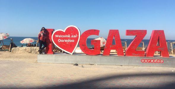 Perkenalkan, Margo, perempuan Indonesia dalam misi di Gaza