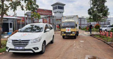 COVID-19: ICRC perluas distribusi bantuan ke penjara di Jabar dan Banten