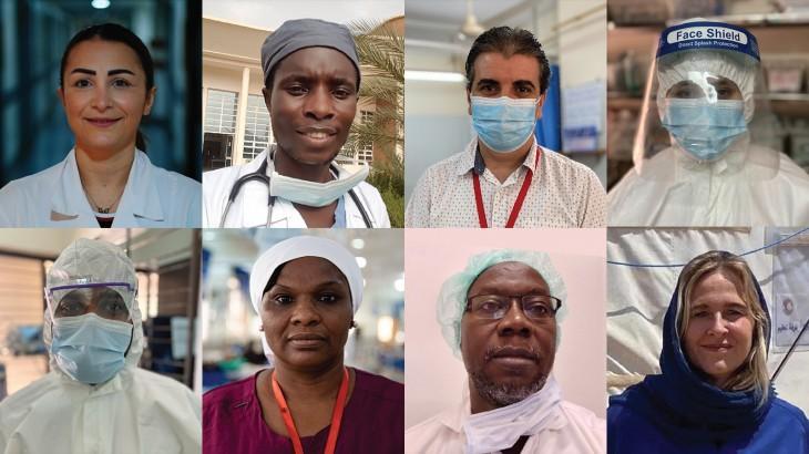 Hari Perawat Internasional: Perawat berhak atas pujian, terima kasih, perlindungan di tengah COVID-19